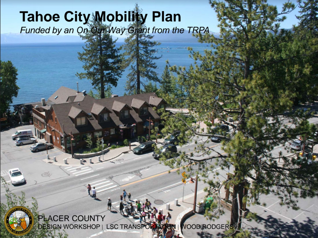 Tahoe City Mobility Plan