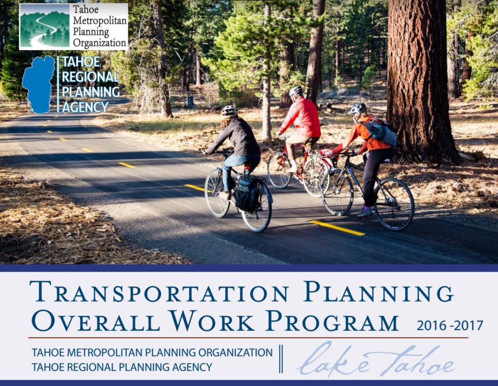 Transportation Planning Overall Work Program