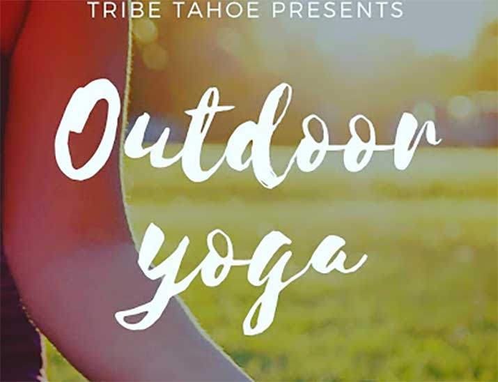Tremendous Outdoor Yoga Every Weekend On The Lakeview Lawn At The Cottage Inn Tahoe City Downtown Association Download Free Architecture Designs Scobabritishbridgeorg