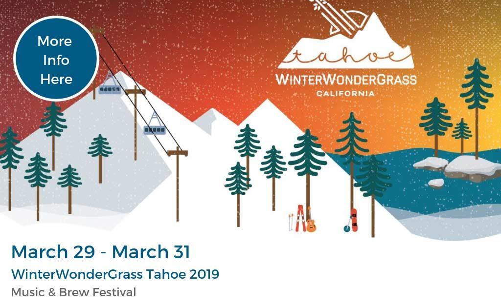 Tahoe Winter Wondergrass